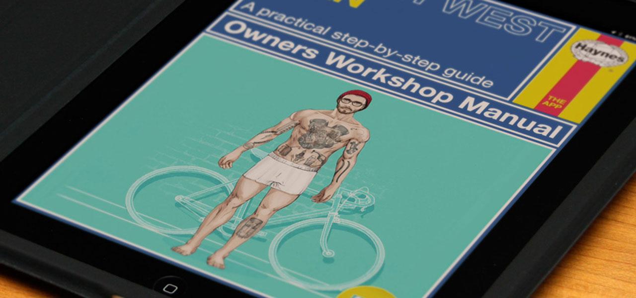 South West Man App Design Mobile app development content communications design and marketing