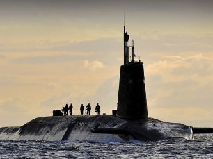 Babcock Vanguard Submarine Faslane Content Digital Strategy Mobile App design military