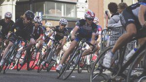 Bristol Grand Prix Cycle Race Social Media PR Design Content Website