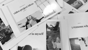 Ideas, content and mood boards marketing agency bristol