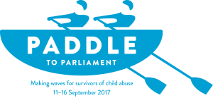 Paddle to Parliament Logo