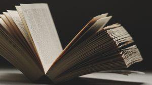 Book open image copywriting content marketing Bristol