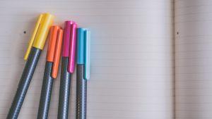 Pens picture content marketing