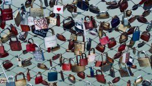 Padlocks and security image marketing agency Bristol